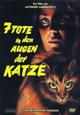 7 Tote in den Augen der Katze - Ungeschnittene Fassung