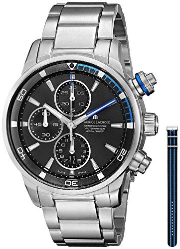 Maurice Lacroix - -Armbanduhr- PT6008-SS002-331
