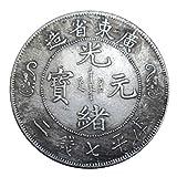 VOSAREA Moneda china Feng Shui de la fortuna de la suerte para la salud y el éxito