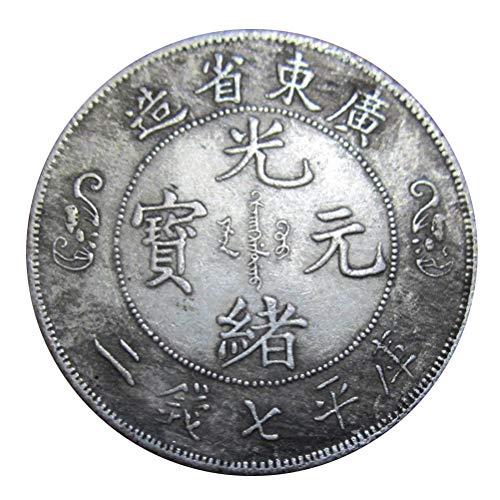 VOSAREA Chinesische Feng Shui-Münze Lucky Fortune Coins für Wohlstandsgesundheit und Erfolg