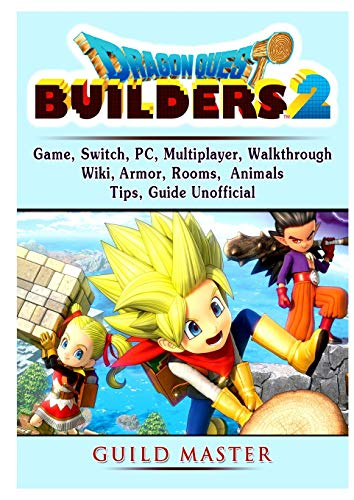 DRAGON QUEST BUILDERS 2 GAME S