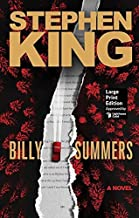 Billy Summers (Large Print Edition): Large Print (Larger Print)