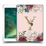 Head Case Designs Officiel Nature Magick Lettre Y Monogramme Fleurs Rose Or 2 Coque Dure pour...