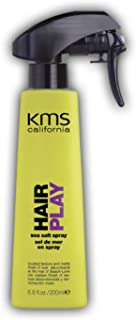 KMS HAIRPLAY Sea Salt Spray, Tousled Texture and Matte Finish, 6.8 oz