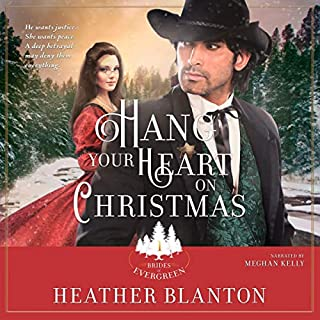 Hang Your Heart on Christmas audiobook cover art