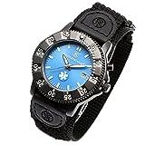 [Smith & Wesson]スミス&ウェッソン ミリタリー腕時計 455 EMT WATCH BLUE/BLACK SWW-455-EMT [正規品]