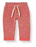Noppies Baby-Mädchen G Regular fit Pants Chanhassen AOP Hose, Rot (Mineral Red P436), (Herstellergröße: 80)