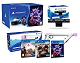 PlayStation VR 'Shooter Pack' Bravo Team + Farpoint + Aim Controller + VR Worlds +...