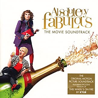 Absolutely Fabulous - The Movie Soundtrack CD Download - British