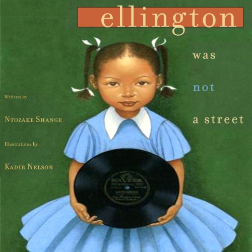 Ellington Was Not a Street audiobook cover art