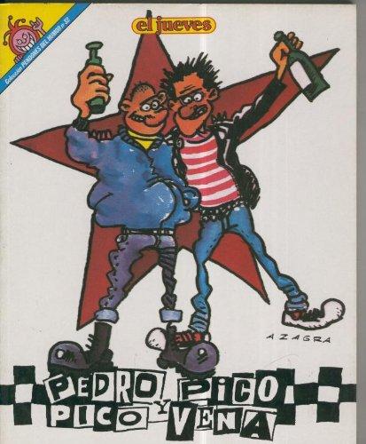 Coleccion Pendones del Humor numero 032: Pedro Pico y Pico Vena