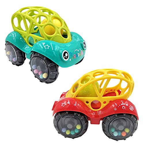 ZHIHUAN Baby Boy Toys for 1-5 Years Old ,Baby Toys 6-18 Months Baby Gifts for 3-12 Months Toy Car for Girls 1-5 Years Old