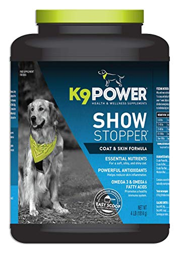 Top 10 best selling list for supplement for show dogs coat