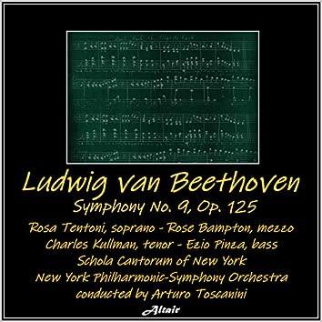 Beethoven: Sinfonia N. 9, OP. 125 (Live)