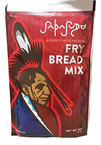 Red Corn Native Foods Authentic Ha-pah-shu-tse Fry Bread Mix