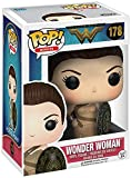 Funko 12543 – Wonder Woman Movie, Pop Vinyl Figure 178 Amazon Wonder Woman