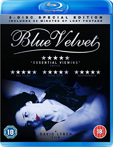 Blue Velvet [Blu-ray] Special Edition inc Lost Footage [Reino Unido]