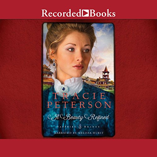 A Beauty Refined audiobook cover art