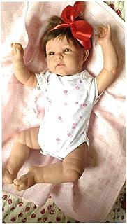 Bebés reborns muñeca Reborn Newborns muñeco Realista muñ