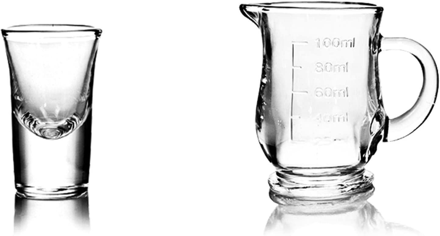 QINGQUE Cocktail Glasses Bar Glass Alcoholic All Pack Ranking TOP15 Family for Save money