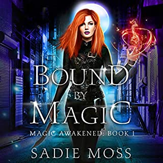 Bound by Magic: A Reverse Harem Paranormal Romance cover art