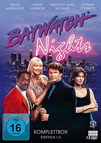 Baywatch Nights - Die Komplett-Box [12 DVDs]