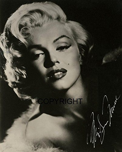 Limited Edition Marilyn Monroe SIGNED Foto Autogramm signiertsigniertes