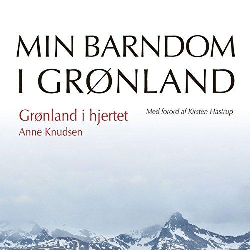 Grønland i hjertet audiobook cover art