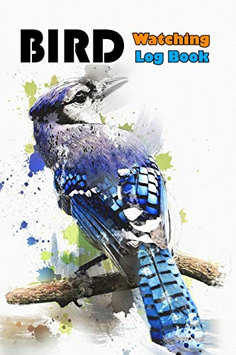 Bird Watching Log Book: Bird watching journal for adults : Record GPS Location, Weather, Temp , Bird Species : Gifts For Birdwatching Lovers