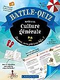 Battle-Quiz Culture Generale - Cahier de vacances