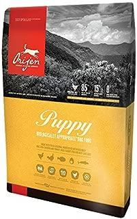 Orijen 13 LB Puppy Dry Dog Food Formula. (1 Pack) (Fresh Free-Run Chicken and Turkey, Wild-Caught Fish and NEST-Laid Eggs)