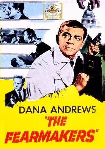 The Fearmakers by Dana Andrews
