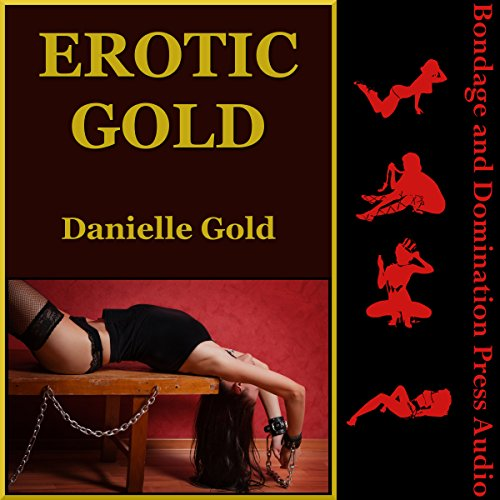 Erotic Gold audiobook cover art
