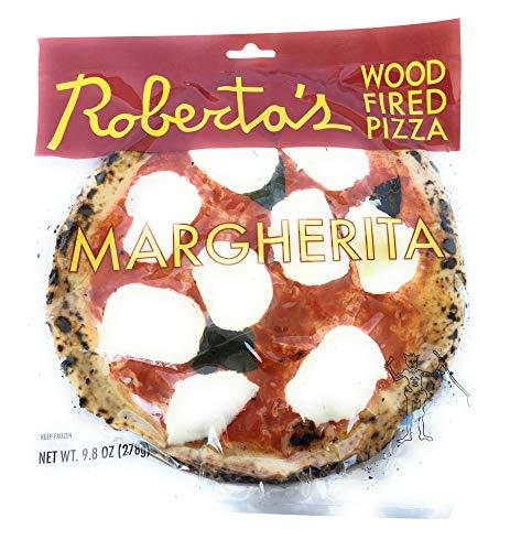 Robertas Frozen Pizza, Pizza Margherita, 9.8 Ounce