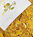 Peanut Brittle Candy | Old Fashioned - 95 Years Old Recipe | Premium Peanuts | 2 Pounds