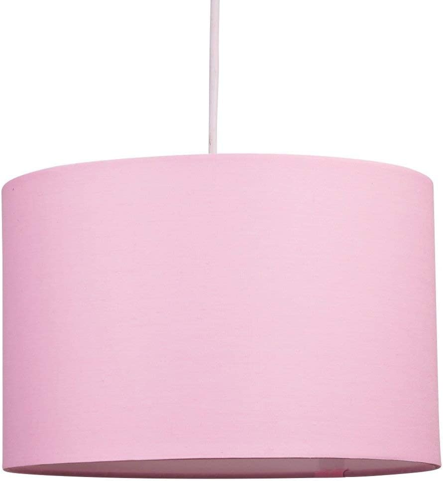 Easy Fit Ceiling Lightshade Dark Grey Ceiling Light Shade Grey Cotton Fabric Modern 25cm Drum Shade