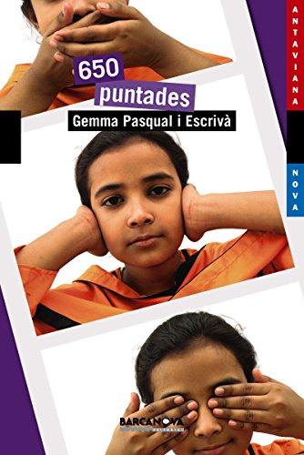 650 puntades (Llibres Infantils I Juvenils - Antaviana - Antaviana Blava) (Catalan Edition)