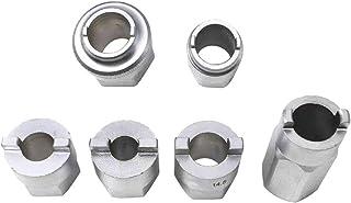 Sangmei A-SN005 Strut Nut Sockets Tool Parafusos de amortecedor compatíveis com suspensão Audi VW Mercedes CV#