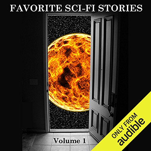 Favorite Science Fiction Stories, Volume 1 audiobook cover art