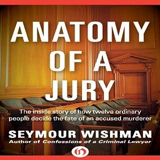 Anatomy of a Jury audiobook cover art