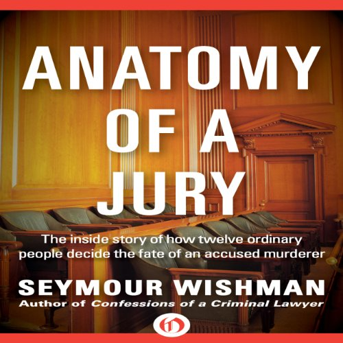 Anatomy of a Jury cover art