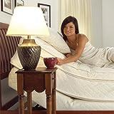 S-cape Adjustable Bed with Massage, Split King Set