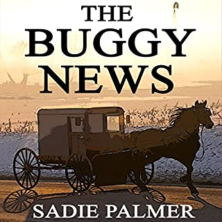 The Buggy News audiobook cover art