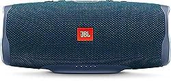 L'enceinte Charge 4 JBL offre le son puissant de qualité JBL, avec de fortes basses, dans un haut-parleur portable que vous pouvez emmener partout avec vous Ne soyez jamais à court de batterie et profitez de 20 heures de musique ! Cette enceinte est ...