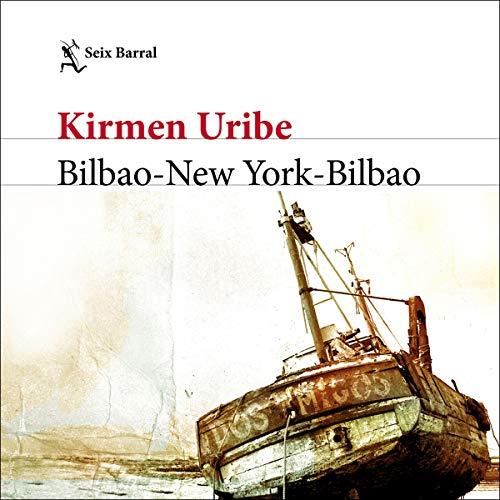 Diseño de la portada del título Bilbao-New York-Bilbao
