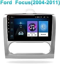 9 Pulgadas Android 8.1 Reproductor Multimedia para automóvil Pantalla táctil Radio de automóvil de Cuatro núcleos Adecuado para 2004 2005 2006-2011 Ford Focus Exi TO