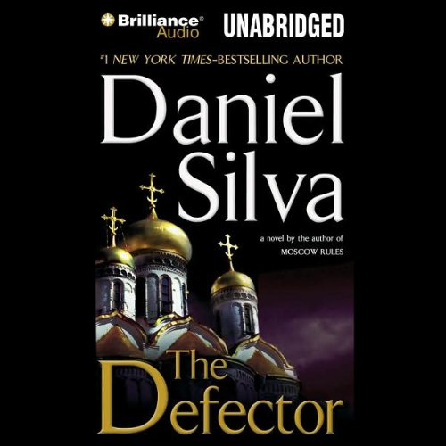 The Defector audiobook cover art