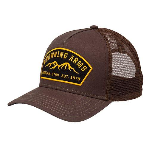 Browning 308877841 Gorra, Ranger, Loden