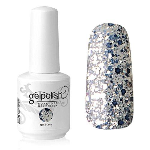 Elite99 Vernis A Ongle Gel Polish UV Nail Art Semi Permanent Manucure 15ml 1853