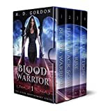 The Alexa Montgomery Series: Blood Warrior, Half Black Soul, The Rise, Redemption : Books 1-4